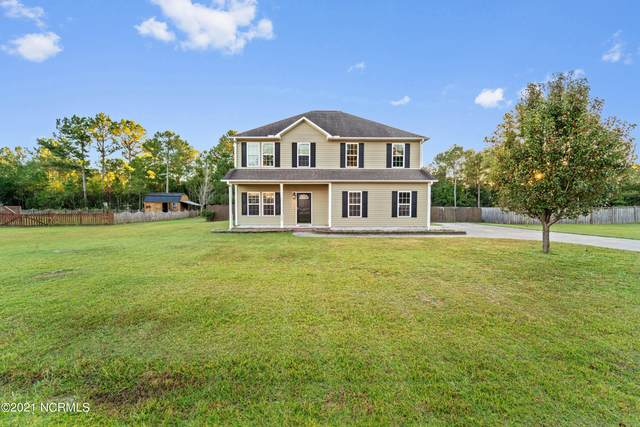 120 Sunny Point Drive, Richlands, NC 28574 (MLS #100296064) :: Courtney Carter Homes