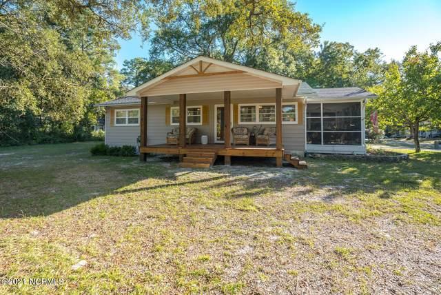 2007 W Oak Island Drive, Oak Island, NC 28465 (MLS #100296065) :: Shapiro Real Estate Group