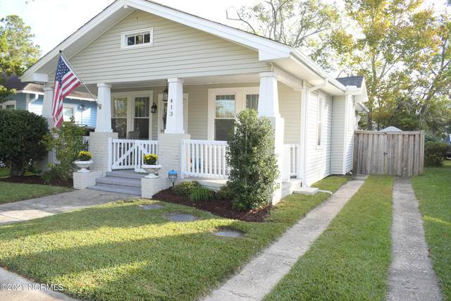 413 S 17th Street, Wilmington, NC 28401 (MLS #100296091) :: Great Moves Realty
