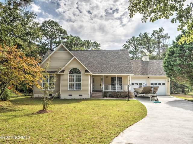 107 Heron Court, Newport, NC 28570 (MLS #100296095) :: The Tingen Team- Berkshire Hathaway HomeServices Prime Properties