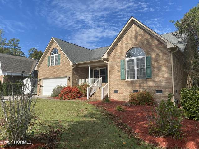 414 Cherry Branch Drive, Havelock, NC 28532 (MLS #100296110) :: Vance Young and Associates