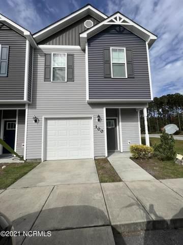 100 Caldwell Loop, Jacksonville, NC 28546 (MLS #100296111) :: Great Moves Realty