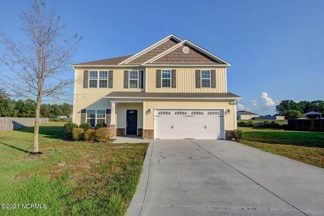 221 Adagio Trail, Richlands, NC 28574 (MLS #100296115) :: Courtney Carter Homes