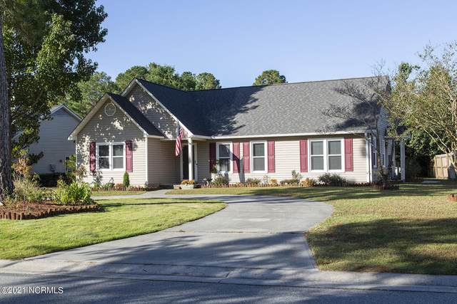 7324 Quail Woods Road, Wilmington, NC 28411 (MLS #100296143) :: Great Moves Realty