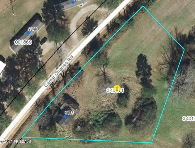 9853 Camp Charles Road, Bailey, NC 27807 (MLS #100296145) :: Great Moves Realty
