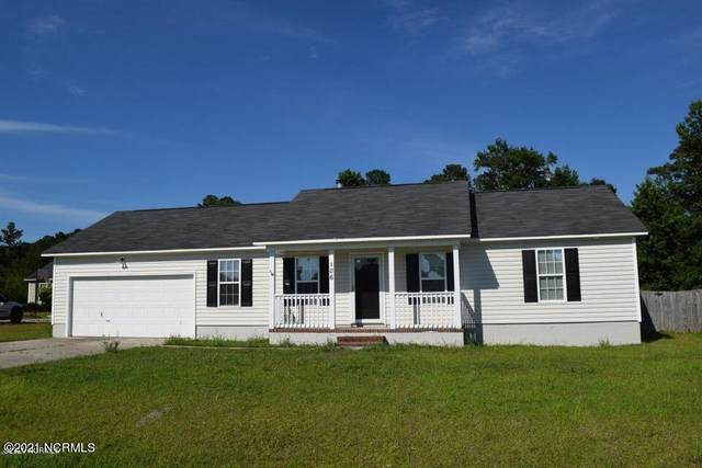 106 Constitution Avenue, Jacksonville, NC 28540 (MLS #100296147) :: RE/MAX Elite Realty Group