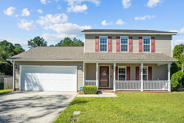 207 Slate Court, Jacksonville, NC 28546 (MLS #100296149) :: Great Moves Realty