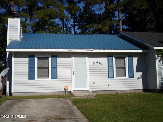 425 Cedar Creek Drive, Jacksonville, NC 28540 (MLS #100296164) :: RE/MAX Elite Realty Group