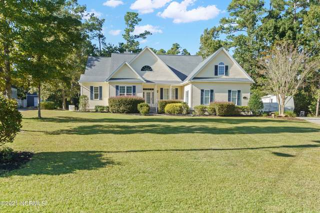 143 Country Club Drive, Shallotte, NC 28470 (MLS #100296170) :: Great Moves Realty
