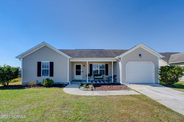 7508 Brittany Lakes Drive, Wilmington, NC 28411 (MLS #100296176) :: Great Moves Realty