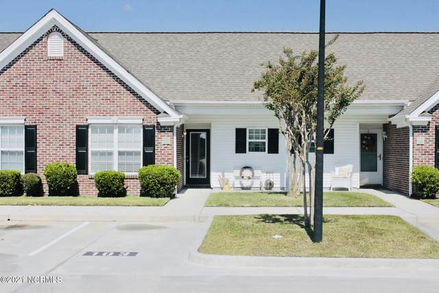 3007 Lauren Place Drive #103, Wilmington, NC 28405 (MLS #100296177) :: Great Moves Realty
