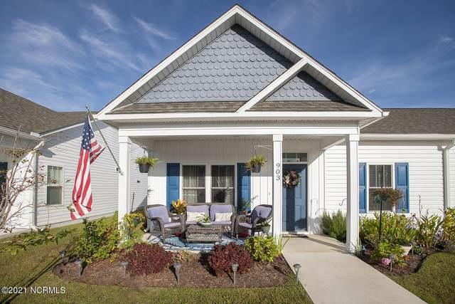 903 Pirates Landing Drive, Beaufort, NC 28516 (MLS #100296181) :: RE/MAX Essential