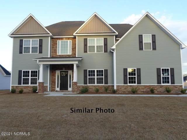 520 Jarrott's Place, Jacksonville, NC 28546 (MLS #100296218) :: Great Moves Realty
