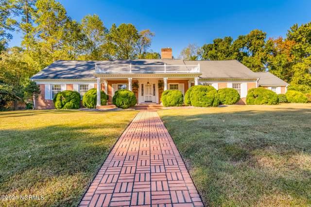 1202 Greenbriar Road, Kinston, NC 28501 (MLS #100296220) :: Great Moves Realty