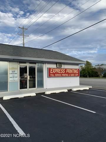 117 N Marine Boulevard, Jacksonville, NC 28546 (MLS #100296229) :: Great Moves Realty