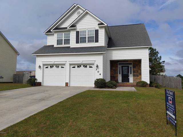 304 Brunswick Drive, Jacksonville, NC 28546 (MLS #100296255) :: RE/MAX Elite Realty Group