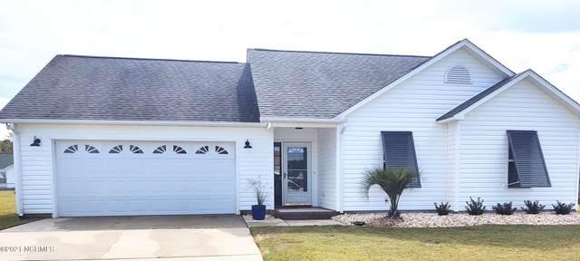 508 Saddlehorn Court, Swansboro, NC 28584 (MLS #100296276) :: Courtney Carter Homes