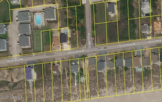 1054 Ocean Boulevard W, Holden Beach, NC 28462 (MLS #100296282) :: RE/MAX Elite Realty Group