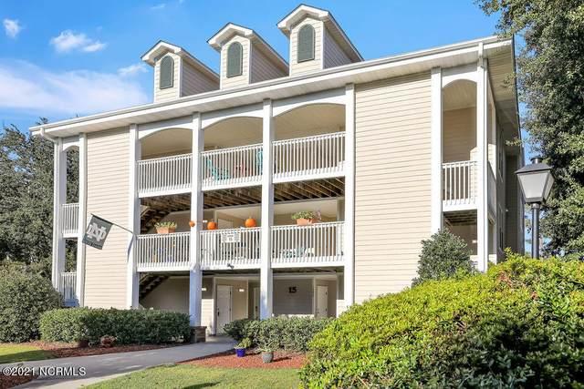 3350 Club Villas Drive #1506, Southport, NC 28461 (MLS #100296285) :: Shapiro Real Estate Group