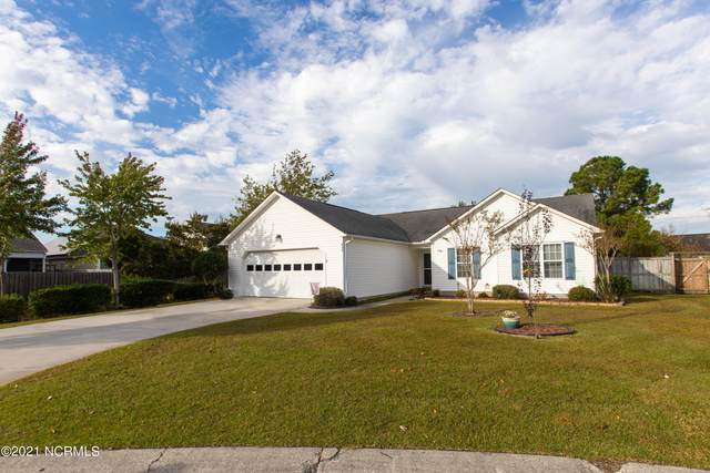 422 Point View Court, Wilmington, NC 28411 (MLS #100296290) :: RE/MAX Essential