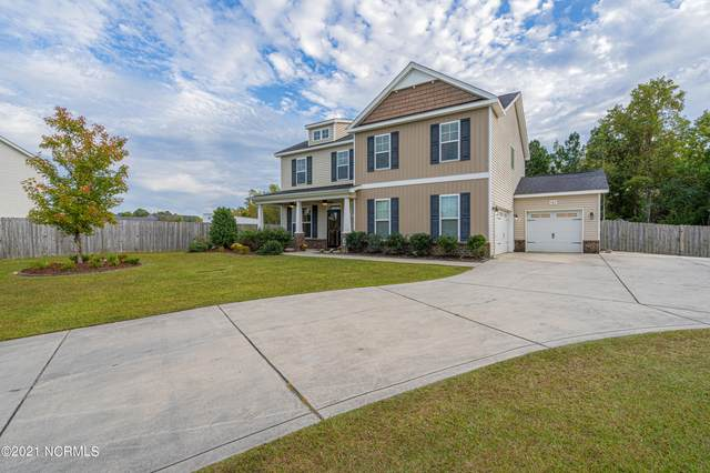 302 First Post Road, Jacksonville, NC 28546 (MLS #100296302) :: RE/MAX Essential