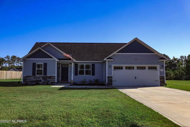 215 Timber Jack Court, Jacksonville, NC 28546 (MLS #100296303) :: RE/MAX Essential