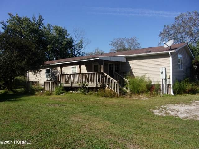 358 Petersburg Road, Richlands, NC 28574 (MLS #100296304) :: Watermark Realty Group