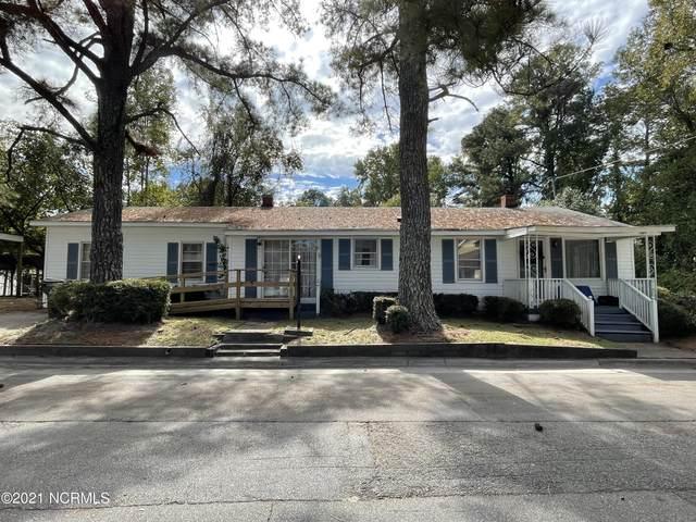 411 Oak Street, Williamston, NC 27892 (MLS #100296316) :: RE/MAX Elite Realty Group