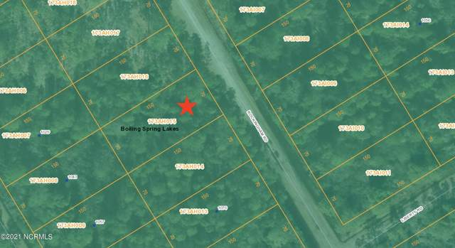 Lot 4 Rockingham Road, Southport, NC 28461 (MLS #100296318) :: RE/MAX Elite Realty Group
