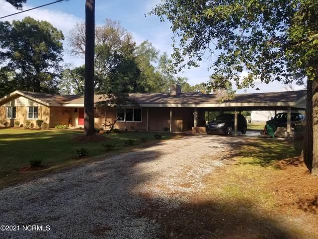 205 N Pine Street, Oak City, NC 27857 (MLS #100296319) :: RE/MAX Elite Realty Group