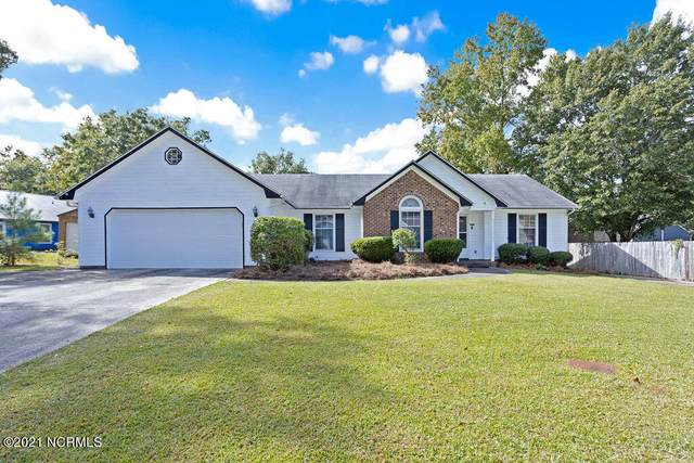 191 Raintree Circle, Jacksonville, NC 28540 (MLS #100296339) :: The Rising Tide Team