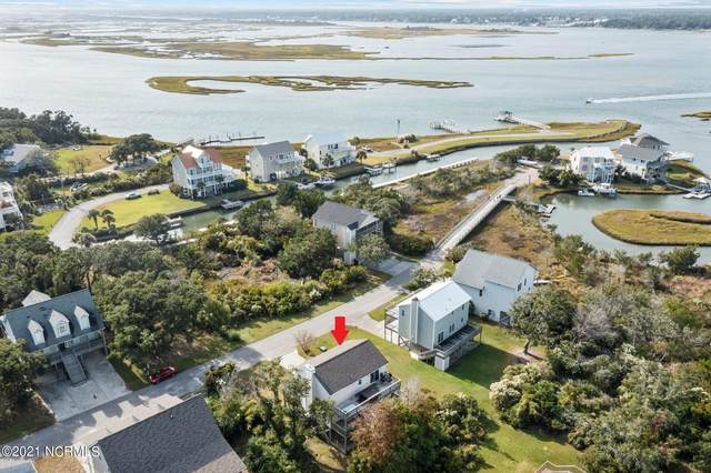 16 Maritime Drive, Surf City, NC 28445 (MLS #100296362) :: The Tingen Team- Berkshire Hathaway HomeServices Prime Properties