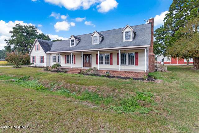 1051 Plantation Road, Trenton, NC 28585 (MLS #100296406) :: Shapiro Real Estate Group
