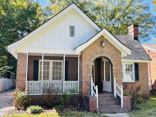 711 Kenan Street W, Wilson, NC 27893 (MLS #100296408) :: RE/MAX Elite Realty Group