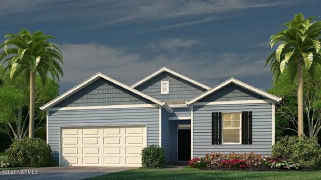 708 Buckeye Road NE Lot 2142, Leland, NC 28451 (MLS #100296427) :: Donna & Team New Bern