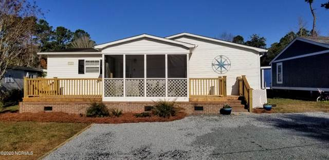831 Magnolia Drive, Sunset Beach, NC 28468 (MLS #100296432) :: Shapiro Real Estate Group