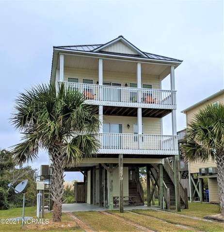 3279 Island Drive, North Topsail Beach, NC 28460 (MLS #100296618) :: The Tingen Team- Berkshire Hathaway HomeServices Prime Properties