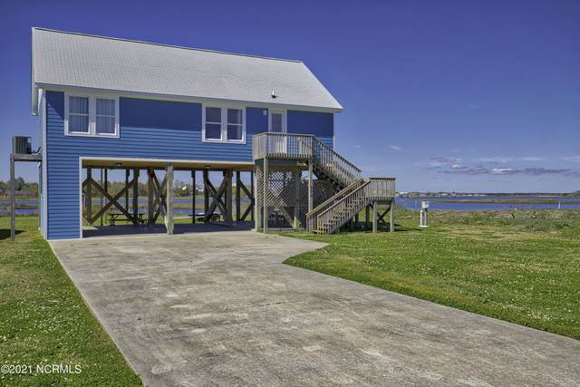 509 Trade Winds Drive, North Topsail Beach, NC 28460 (MLS #100296626) :: The Tingen Team- Berkshire Hathaway HomeServices Prime Properties