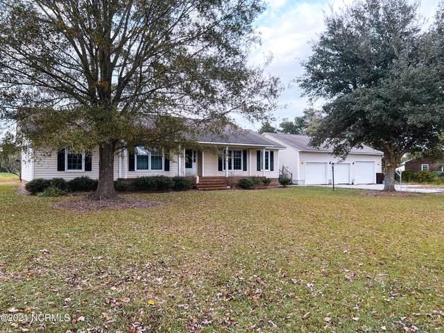 520 Jonestown Road, Wallace, NC 28466 (MLS #100296666) :: The Tingen Team- Berkshire Hathaway HomeServices Prime Properties