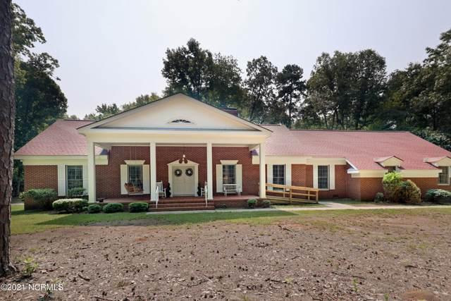 1595 N Moore Road, Robbins, NC 27325 (MLS #100296682) :: The Tingen Team- Berkshire Hathaway HomeServices Prime Properties