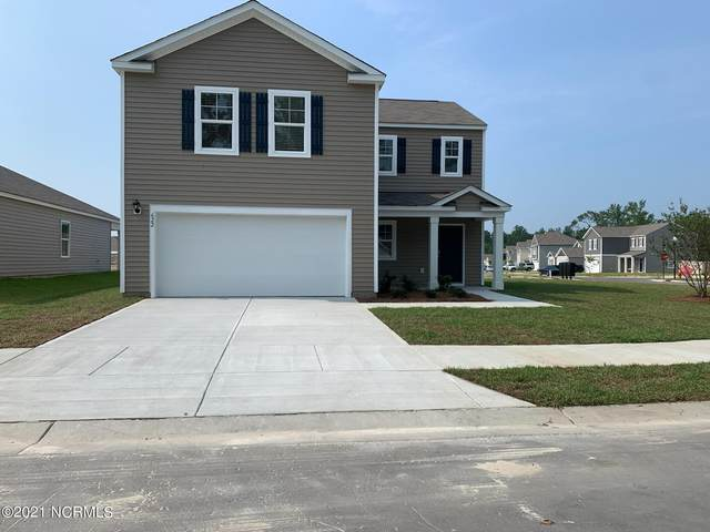 707 Buckeye Road NE Lot 2193, Leland, NC 28451 (MLS #100296687) :: The Tingen Team- Berkshire Hathaway HomeServices Prime Properties