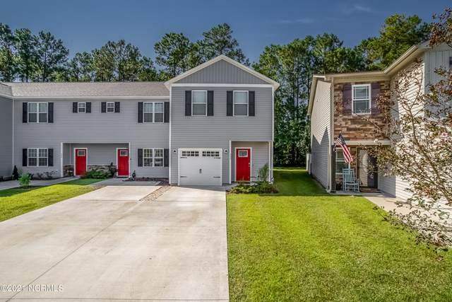300 Kenan Loop, Jacksonville, NC 28546 (MLS #100296846) :: RE/MAX Elite Realty Group