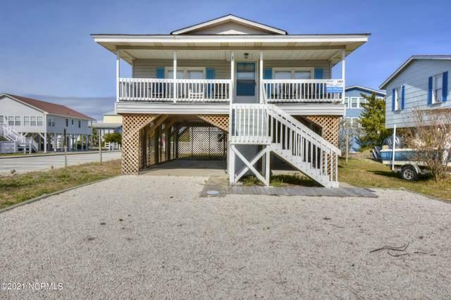 81 E First Street, Ocean Isle Beach, NC 28469 (MLS #100296862) :: RE/MAX Elite Realty Group
