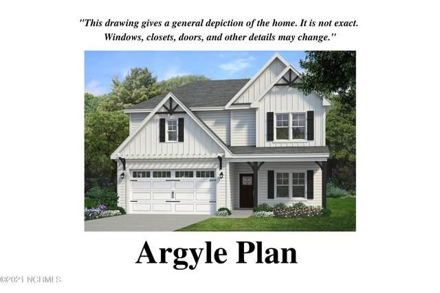 809 Warwick Lane, Carthage, NC 28327 (MLS #100296965) :: Frost Real Estate Team