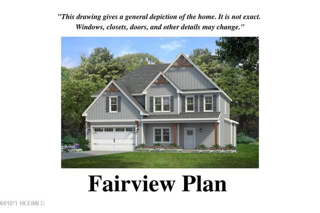 813 Warwick Lane, Carthage, NC 28327 (MLS #100296966) :: Frost Real Estate Team