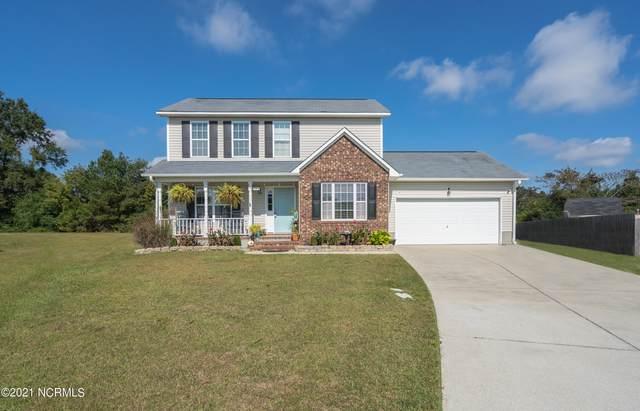 111 Indigo Drive, Maysville, NC 28555 (MLS #100296968) :: Frost Real Estate Team