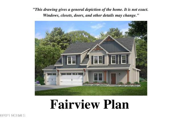 821 Warwick Lane, Carthage, NC 28327 (MLS #100296970) :: Frost Real Estate Team