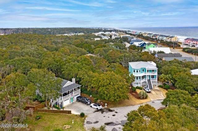 114 Camp Wyatt, Kure Beach, NC 28449 (MLS #100296984) :: Frost Real Estate Team