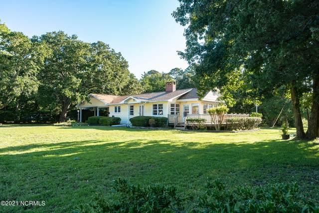 249 Bogue Sound Drive, Newport, NC 28570 (MLS #100297106) :: Frost Real Estate Team