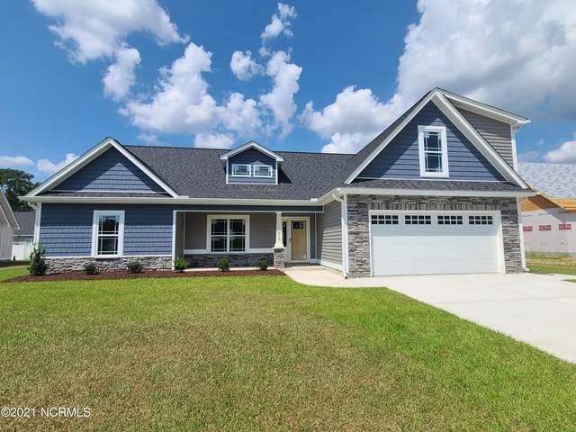 3533 E Baywood Lane, Greenville, NC 27834 (MLS #100297212) :: Berkshire Hathaway HomeServices Prime Properties